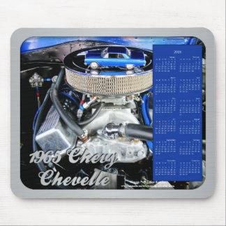 Tapis De Souris Voiture 1965 de Mousepad Chevy Chevelle de 2019