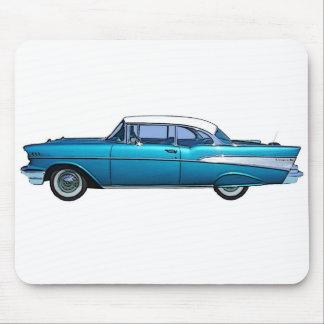 Tapis De Souris Voiture classique Chevy 1957 BelAire