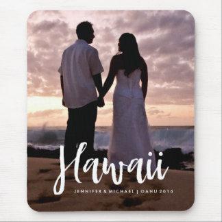 Tapis De Souris Votre photo de vacances d'Hawaï avec la