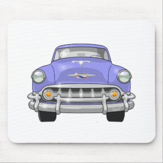 Tapis De Souris Vue de face 1953 de Bel Air de Chevrolet