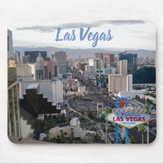 Tapis De Souris Vue de jour de bande de Las Vegas Boulevard