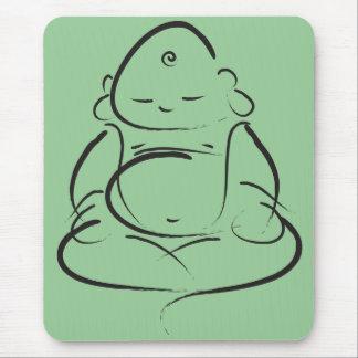 Tapis De Souris Zen Bouddha