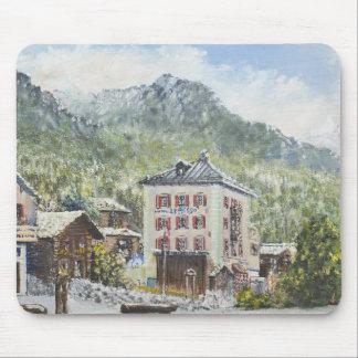 Tapis De Souris Zinal Suisse. 2007