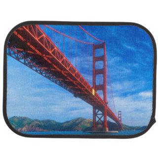 Tapis De Voiture Golden gate bridge, la Californie