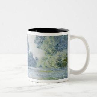 Tasse 2 Couleurs Branche de Claude Monet | de la Seine près de