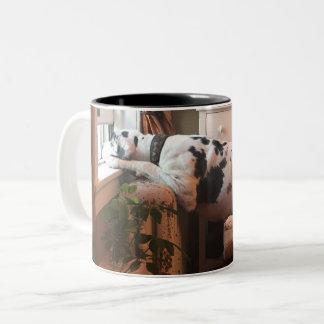 Tasse 2 Couleurs Café avec Dottie !