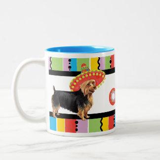 Tasse 2 Couleurs Fiesta Terrier australien