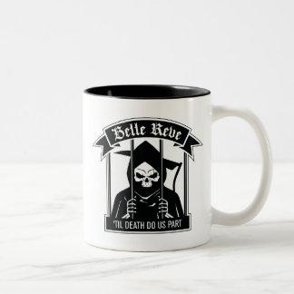 Tasse 2 Couleurs Graphique de Reve Reaper de belle du peloton | de