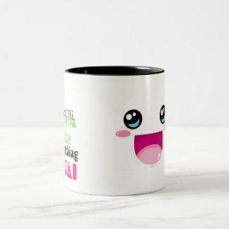 Tasse 2 Couleurs Hentai Coffe
