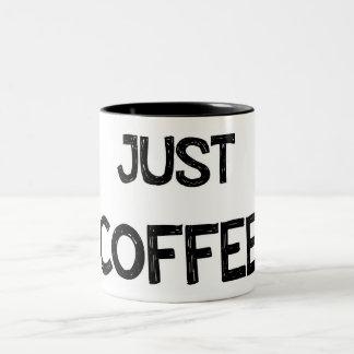 TASSE 2 COULEURS JUST COFFEE