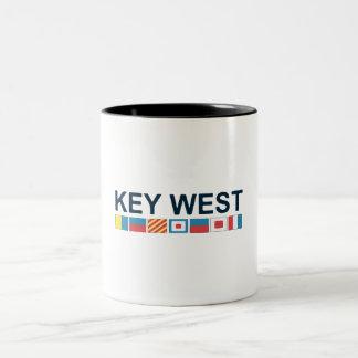 Tasse 2 Couleurs Key West.