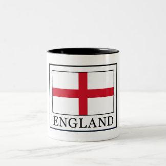 Tasse 2 Couleurs L'Angleterre