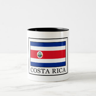 Tasse 2 Couleurs Le Costa Rica