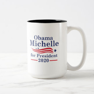 Tasse 2 Couleurs Michelle Obama 2020