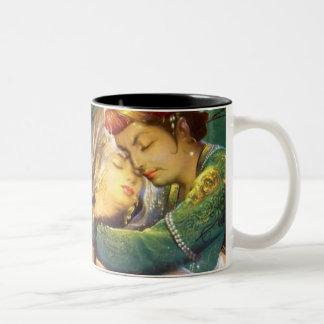 Tasse 2 Couleurs Mughal Love Story