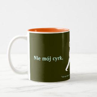 Tasse 2 Couleurs Proverbe polonais