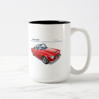 Tasse 2 Couleurs Roadster fairlady de Datsun 2000