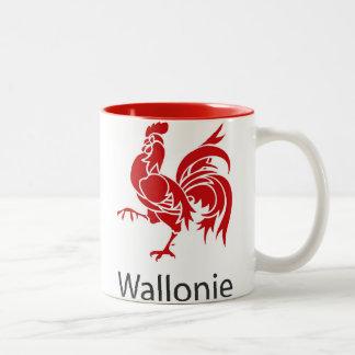 Tasse 2 Couleurs Wallonie