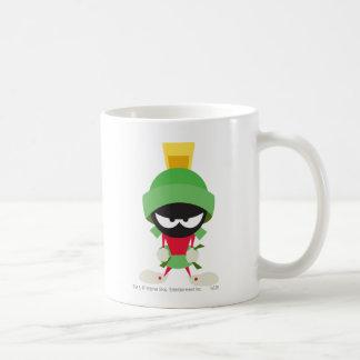 Tasse à café Marvin le Martien prêt à attaquer tasses