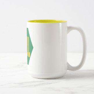 Tasse à deux Couleurs BRAZIL