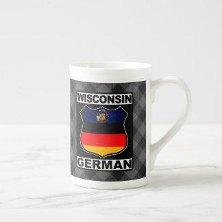Tasse américaine allemande du Wisconsin