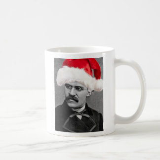 Tasse athée de Noël de Nietzsche
