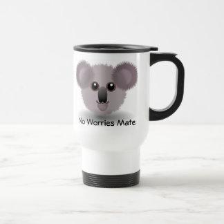 Tasse australienne de voyage de koala