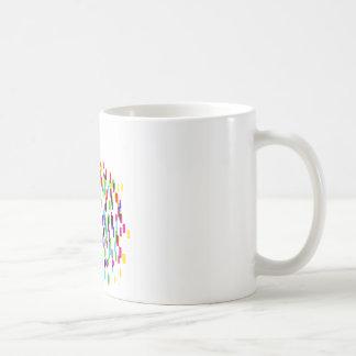 Tasse - célébrez la couleur