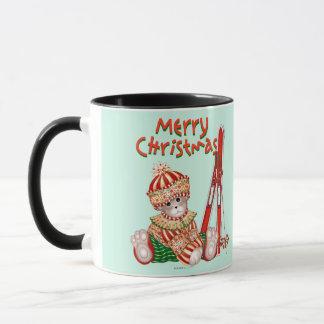 Tasse combinée classique de Noël 6 d'OURS