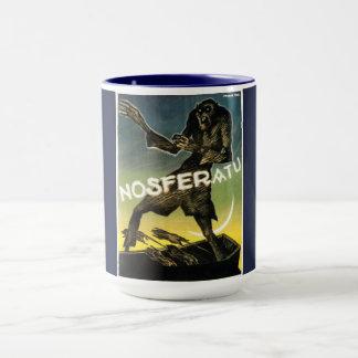 Tasse combinée de Nosferatu