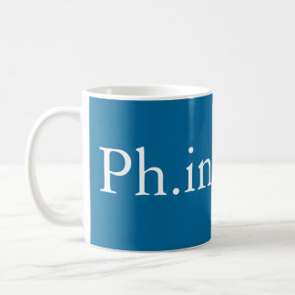 Tasse d'achèvement de Ph.inishe.D PhD