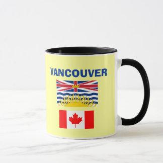 Tasse d'aéroport de Vancouver
