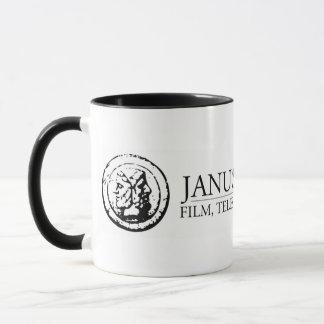 Tasse d'anneau de manuel de Janus