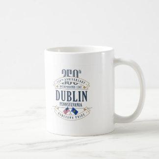 Tasse d'anniversaire de Dublin, Pennsylvanie 250th