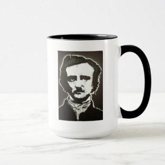 Tasse d'Anti-Sommeil d'Edgar Allan Poe