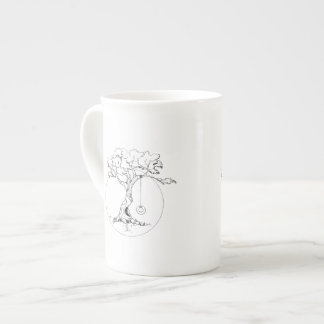 Tasse d'arbre d'ombrage