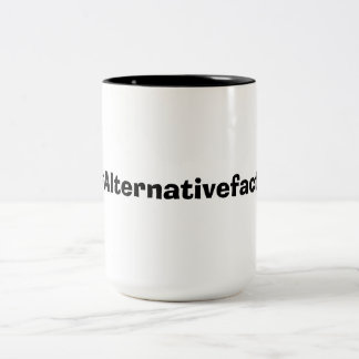 Tasse de #Alternativefacts - faits alternatifs