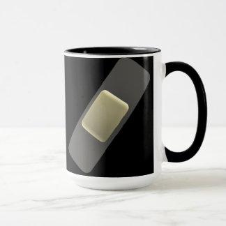 Tasse de bandage - docteur d'infirmière