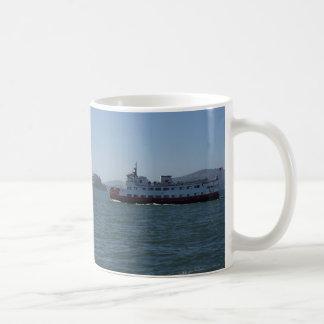 Tasse de bateau de Zalophus de San Francisco