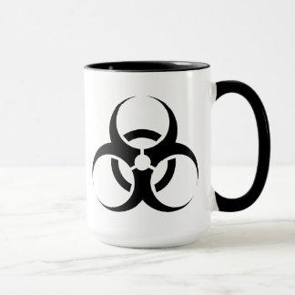 tasse de Bio-risque