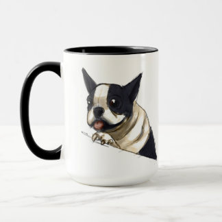 Tasse de Boston Terrier