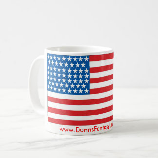 Tasse de café 11oz patriotique