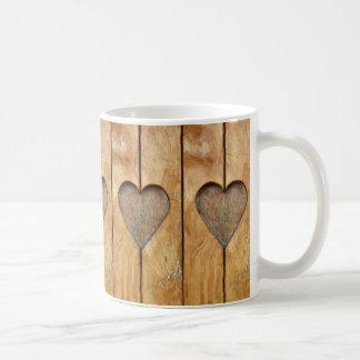 """Tasse de café """"avec amour """""""