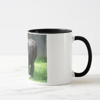 Tasse de café bonjour