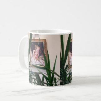 Tasse de café conçue par millimètre
