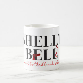 Tasse de café coquillière de Bell