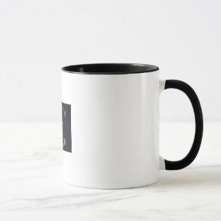 Tasse de café d'armure de bataille