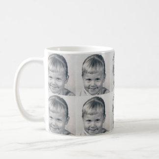 Tasse de café de baby boomer