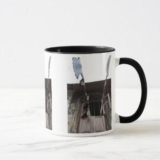 Tasse de café de blanchisserie