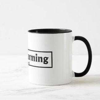Tasse de café de chauffage liquide
